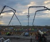 Windsor Halliburton Frac Sand Terminal